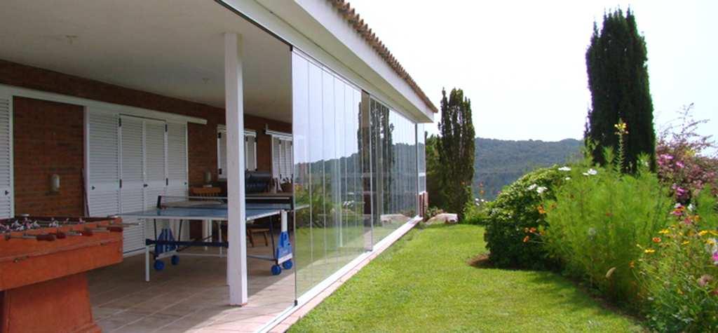 Cristaleria Barcelona Cerramientos de terraza de aluminio y cristal en Barcelona