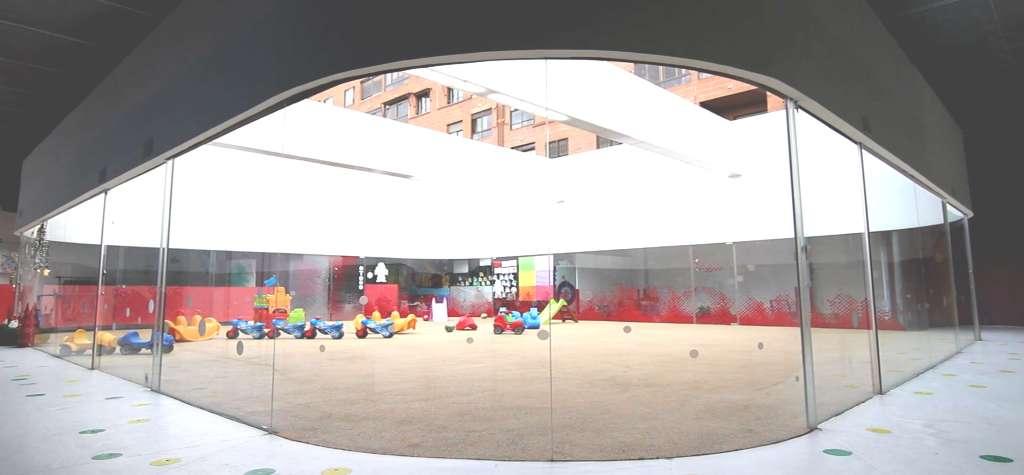 Cristaleria Barcelona cristal curvado Barcelona