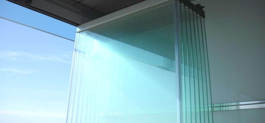 Puerta de cristal barcelona puertas correderas de cristal en barcelona venta cristales a medida - Precio cristal blindado ...