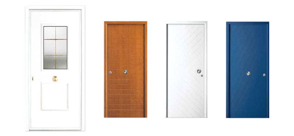 Puerta de cristal barcelona puertas correderas de cristal for Puerta entrada aluminio