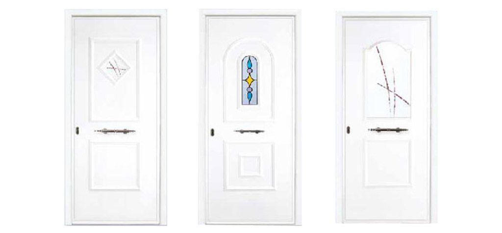 Puerta de cristal barcelona puertas correderas de cristal for Puertas de aluminio a medida precios