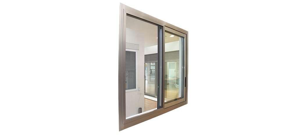 Cristales para ventanas de aluminio ventanas de aluminio for Cristales para puertas de interior en barcelona