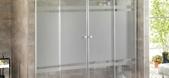 Cristaleria Barcelona Mamparas de baño de aluminio y cristal en Barcelona